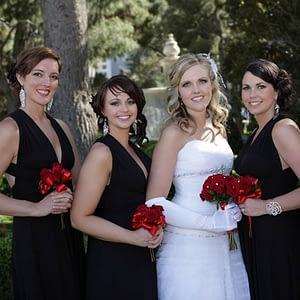 Bridal Party Special Las Vegas