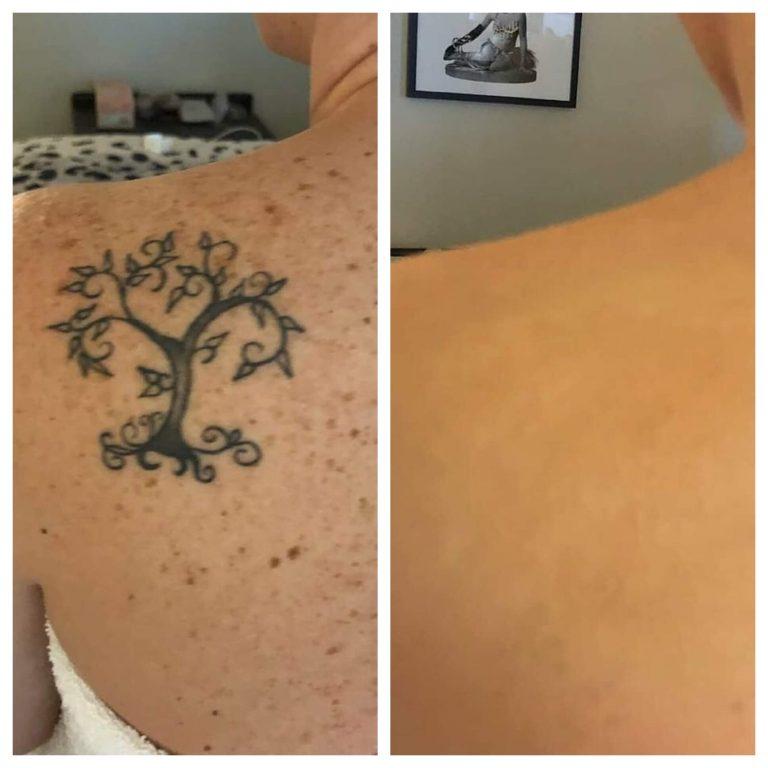 Las Vegas tattoo makeup cover up
